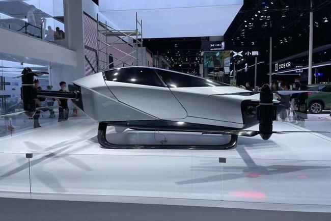 旅航者X2飞行汽车
