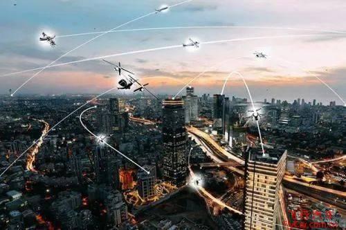 城市空中交通系统